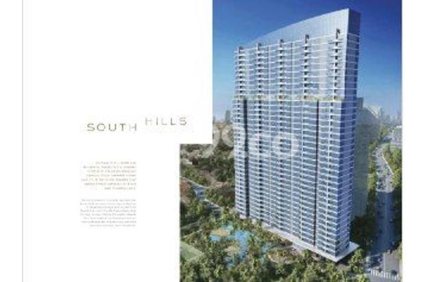 Dijual Apartemen South Hills 1BR / 2BR / 3BR / 3+1BR 17067643