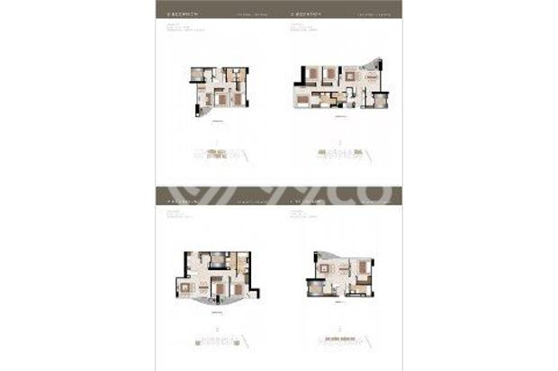 Dijual Apartemen South Hills 1BR / 2BR / 3BR / 3+1BR 17067652