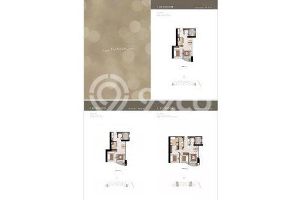 Dijual Apartemen South Hills 1BR / 2BR / 3BR / 3+1BR 17067648
