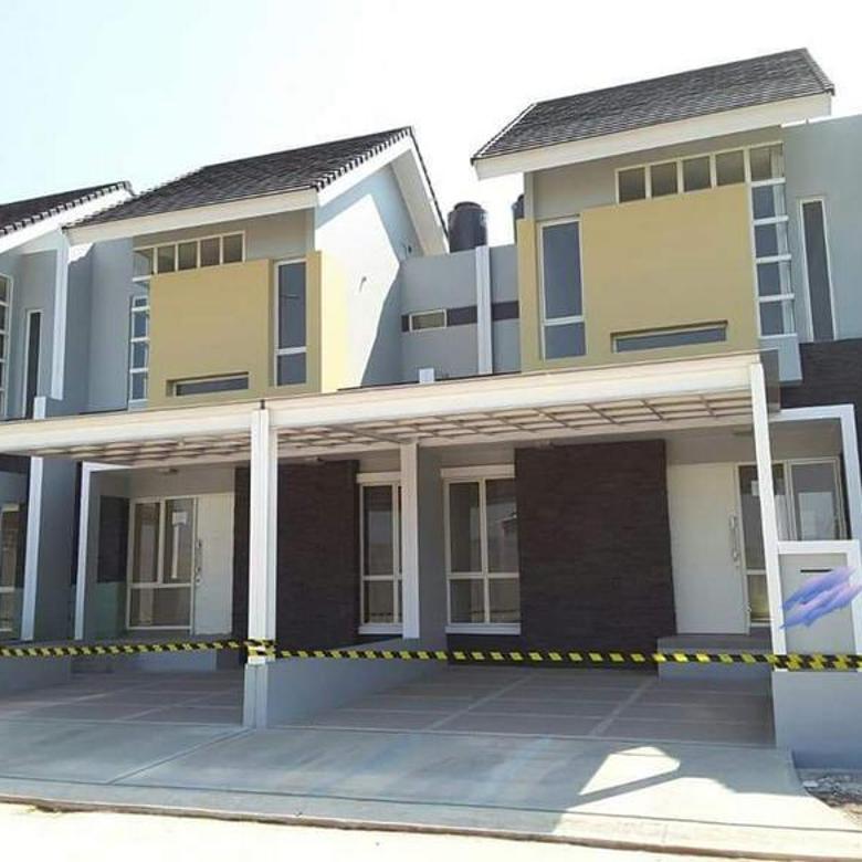 Rumah Minimalis Cluster Neo Vasana Harapan Indah Bekasi