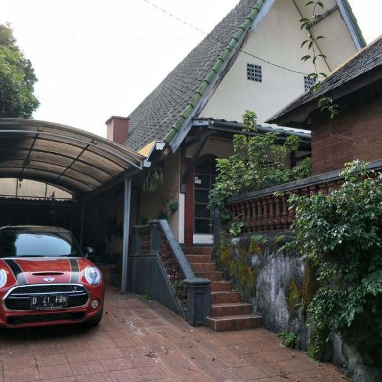 Jual Cepat Rumah Villa Murah Siap Huni Udara Sejuk Lembang Bandung