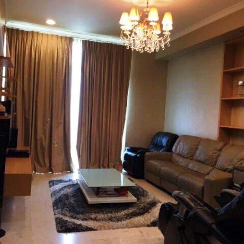 Apartement Senayan Residence 1 bedroom good unit