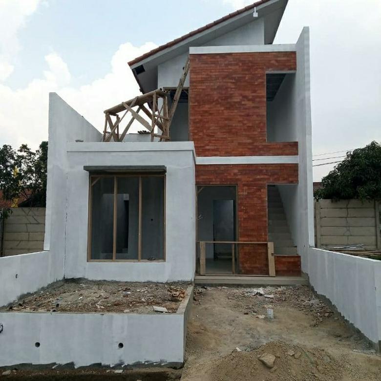 Dijual Rumah nyaman 2 lantai di Cipageran Cimahi
