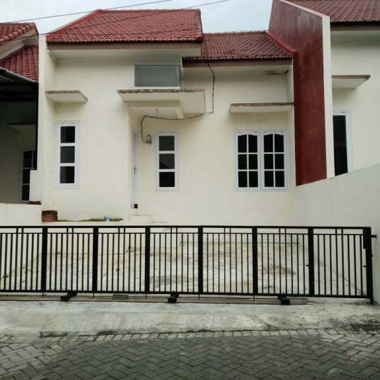 Rumah baru desain minimalis di lingkungan yg nyaman dan aman h