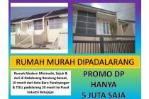 Rumah murah,strategis,Dp suka-suka di Padalarang ,Cimahi