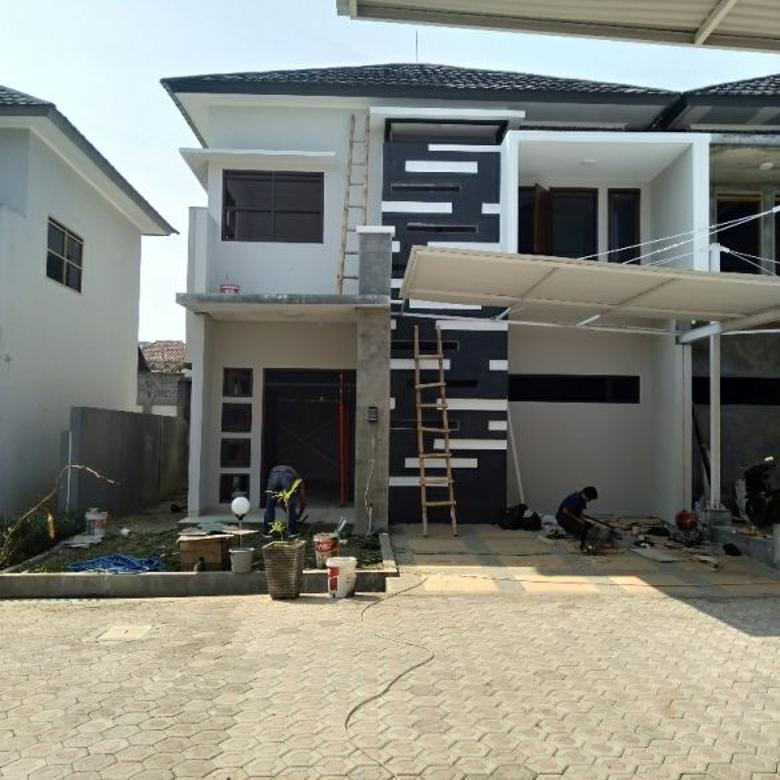 Miliki Rumah minimalis dalam Cluster di Pesantren Cimahi