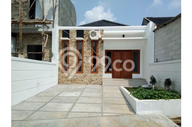 rumah minimalis 1 lantai cukup boking 3jt gratis semua biaya di cilangkap 15004583
