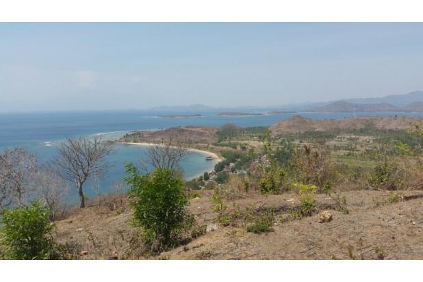 tanah lokasi terbaik di sekotong full view ocean dkt sundancer