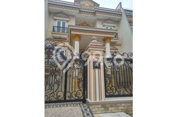 Rumah mewah di lingkungan elit Pondok bambu Jakarta Timur | 0 17341208