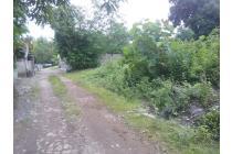 Tanah L160m2 di Bangunjiwo Yogyakarta,Lingkungan Asri