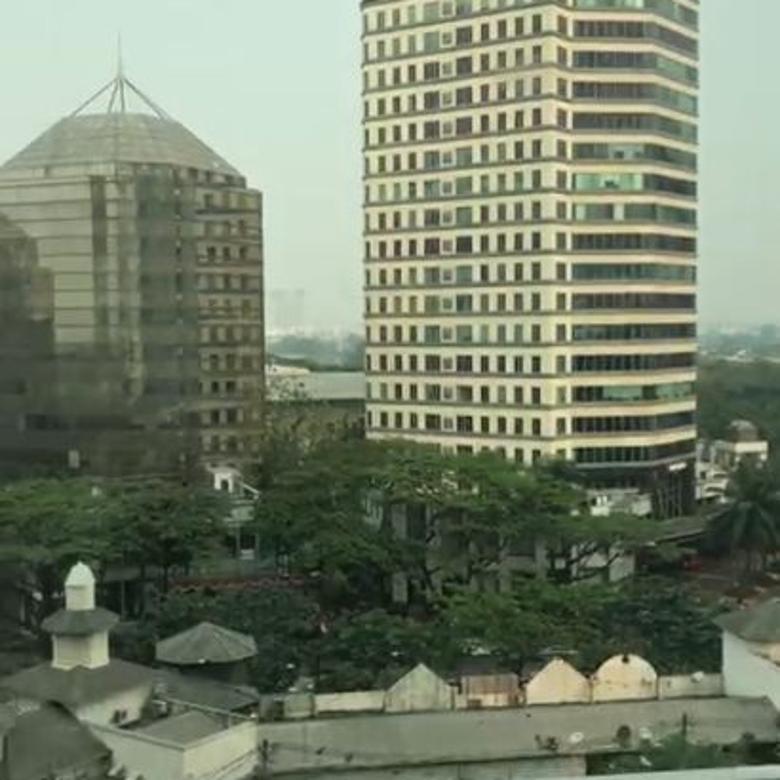 Type Studio Apartemen Jual Rugi View City U Residence Karawaci