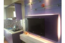 Apartmen Greenbay Pluit Type Studio, Full furnish lengkap, Mall connecting!