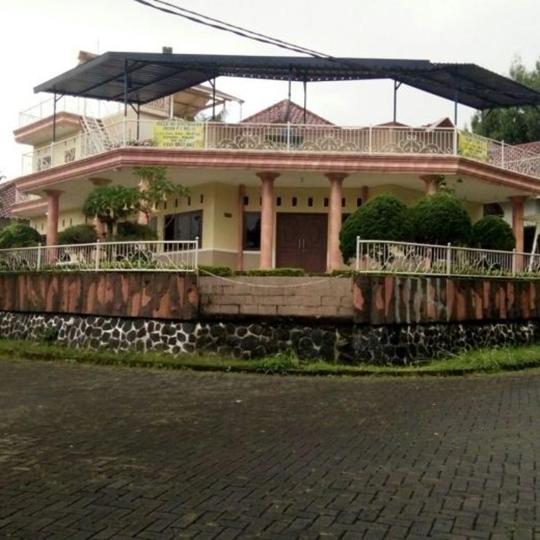 sewa villa di puncak