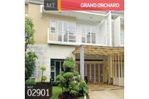 Rumah Grand Orchard Ebony Kelapa Gading, Jakarta Utara