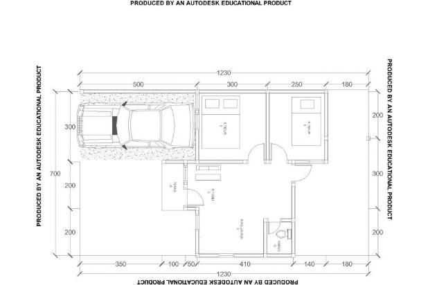 Rp506jt Rumah Dijual