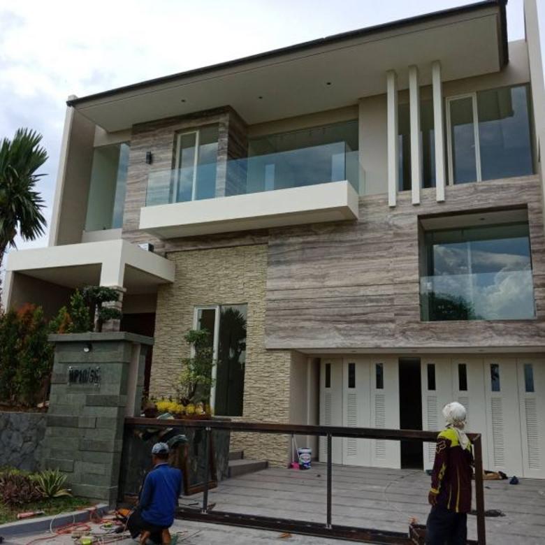 Dijual Surabaya Rumah Minimalis 3 Lantai 4 Kamar Halaman 4 Waa2