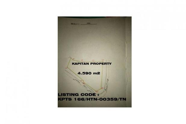 Rp918jt Tanah Dijual