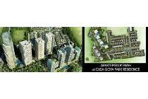 Dijual Apartment 2BR di Gianetti Apt, Kebon Jeruk, Jakarta barat