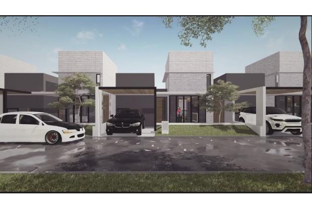 Dijual Rumah Nyaman Tipe 58 di Sinbad Green Residence