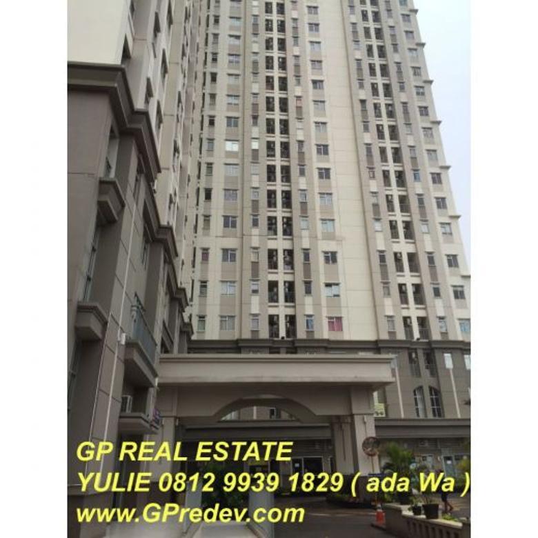 Dijual Apartemen Studio Greenlake Sunter Tower Southern lb.18m2 FF (y581)