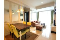 Modern Lux 2 Bedroom For Rent at Denpasar Residence by Kuningan City Mall
