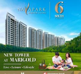 Marigold 6th Tower at Navapark - With 10ha Botanical Park