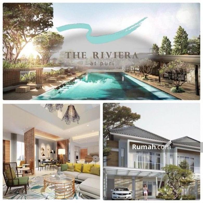 Rumah Riviera Mewah, 7 Menit Ke Mall Puri, Murah, Fasilitas