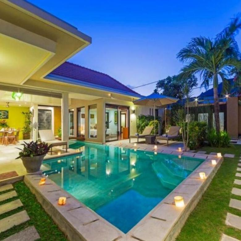 Villa Hak Milik Luxury Di Umalas Expats Area