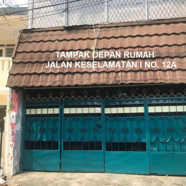 Rumah Untuk Disewa di Daerah Dr. Sahardjo Jakarta Selatan
