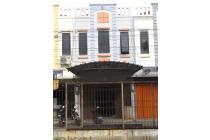 Ruko Jl. Kemuning Raya - Sumur Bor (Ukuran 4x17 m)