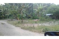 Tanah siap bangun di Bangunjiwo, Kasongan, Bantul