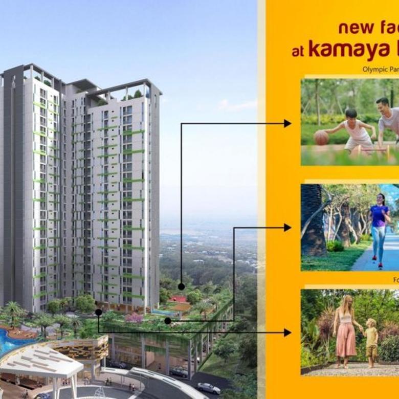 Kamaya Tower, Apartemen Modern Fasilitas Lengkap di BSD City