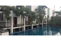 Rumah dalam Townhouse di Kemang, Jakarta Selatan