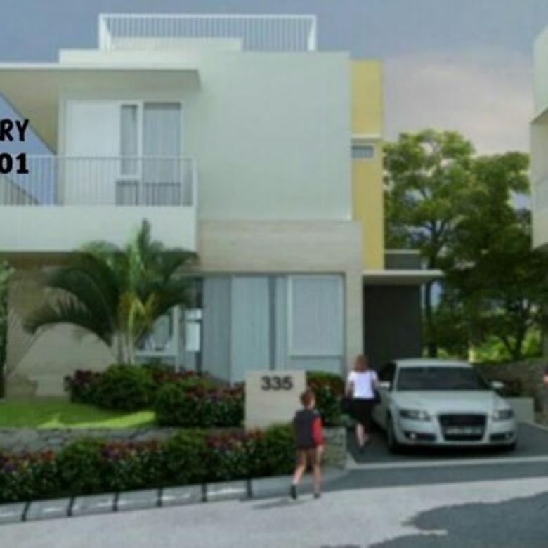 Dipasarkan Rumah villa Valle Verde,Cisarua Bandung Barat