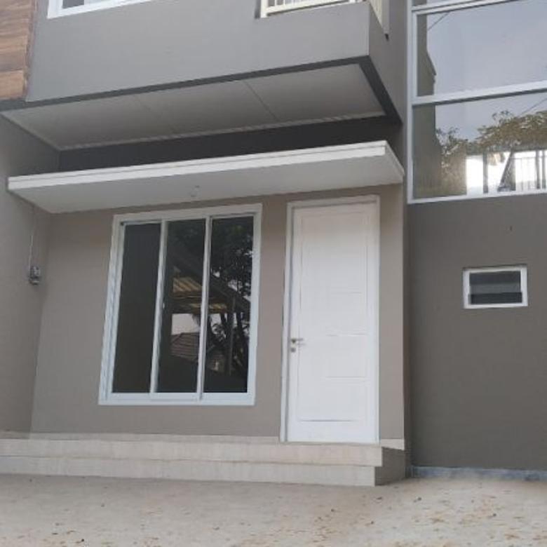 Villa Melati Mas Serpong BSD City 2Lantai Rumah Baru 1000%