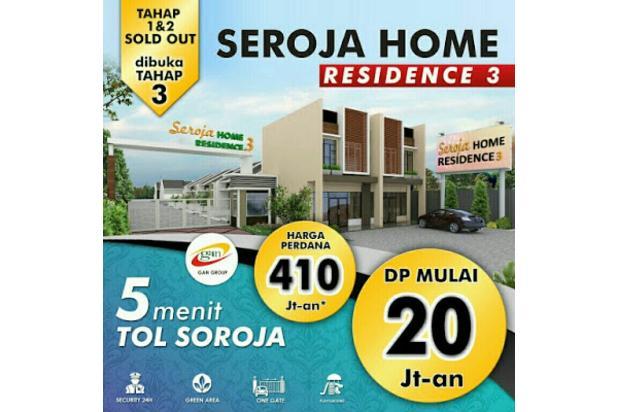DP20JT Perumahan Seroja Home Residence 3 Soreang Katapang