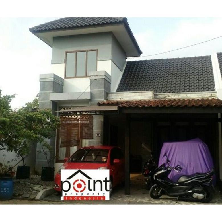 Rumah Cluster Siap Huni Gentan Sukoharjo
