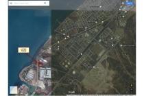 Tanah Dijual Di Cilegon Banten - Jalan Raya Anyer kawasan industri