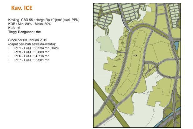 Rp73,7mily Tanah Dijual