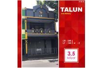 Ruko di Talun kota Malang _ 149.18