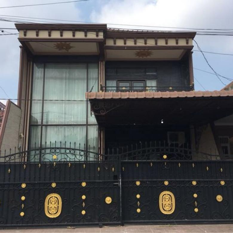 Rumah di Komp Kenten Hill (belakang Giant Kenten) Palembang