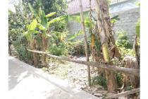 Kavling di Giwangan Umbulharjo Yogyakarta, LT : 100 m2 Harga 260Jt (NEGO)
