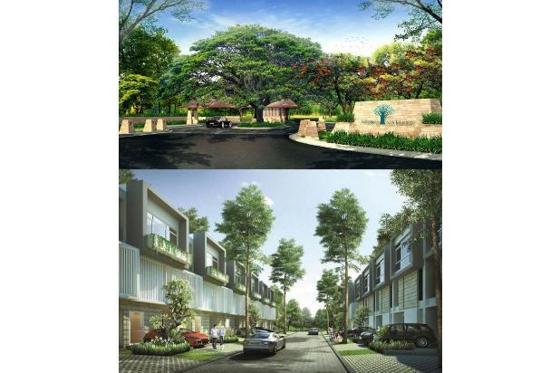 Jual Rumah GRAHA NATURA 3Lantai Surabaya Barat Dkt Citraland Pakuwon 18273860