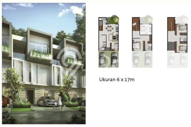 Jual Rumah GRAHA NATURA 3Lantai Surabaya Barat Dkt Citraland Pakuwon 18273861