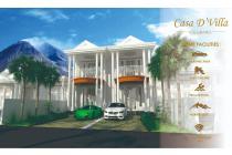 Investasi villa dengan view merapi Casa D'Villa Kaliurang