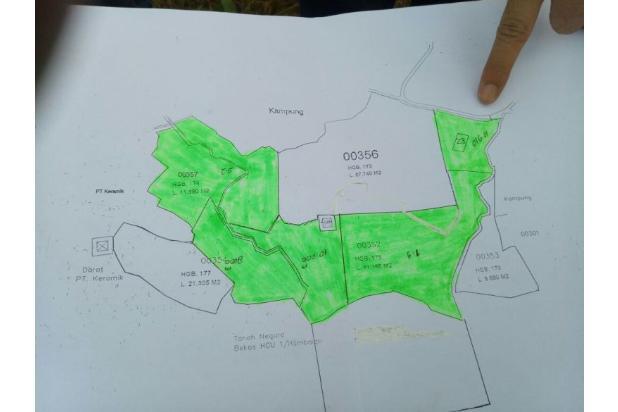 Dijual Tanah Strategis di Kawasan Industri Branta Mulia Citereup Bogor 17826658