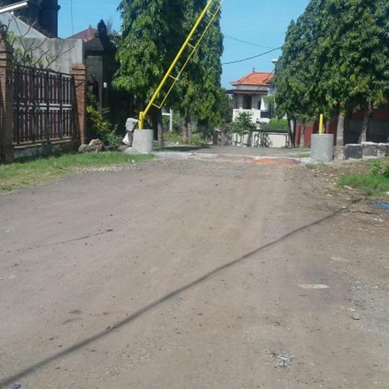 Turun harga tanah area gudang cargo taman denpasar akses jalan
