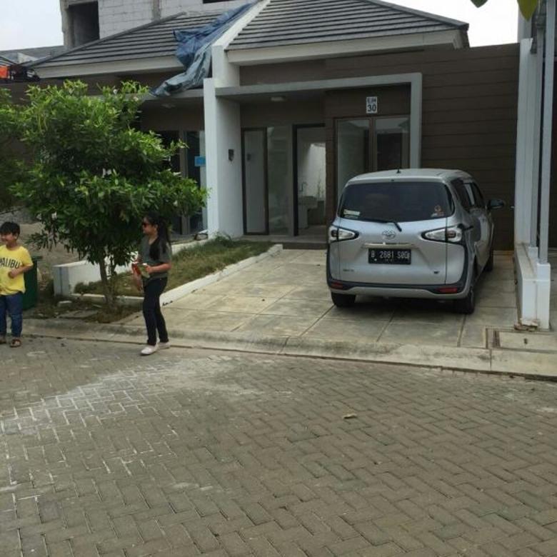 Rumah siap huni Citra Lake Sawangan Depok