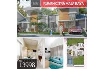 Rumah Citra Maja Raya, Cluster Green Vista, Tangerang, 8x12m,
