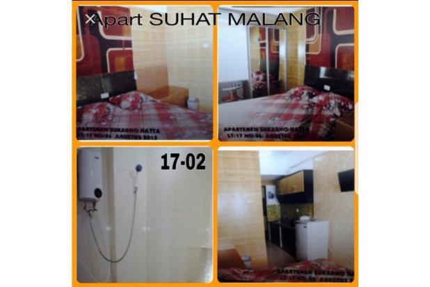 Disewakan Tahunan Apartemen Furnished Bagus di Soekarno Hatta Malang 12398270